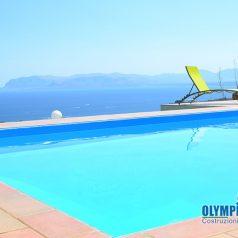 Costruzione piscina Trapani