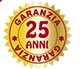Garanzia Piscina 25 anni